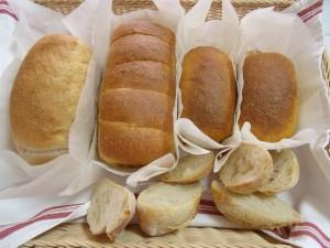 H26.1.26 ランチのパン