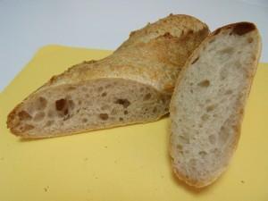 H26.4.29 フランスパン(ルヴァン) 4