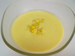 H26.8.23 冷製コーンスープ
