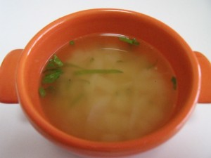 H26.10.28 野菜スープ 2