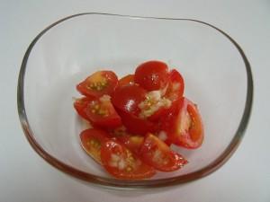 H26.11.26 トマトサラダ