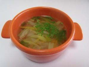 H27.2.28 野菜スープ 1