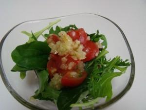 H27.3.31 トマトサラダ 2