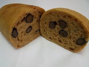H27.6.26 黒糖モカの黒豆パン 2