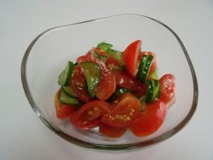 H27.8.22 トマトサラダ 2