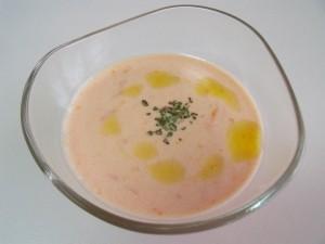 H27.9.15 冷製トマトスープ 1