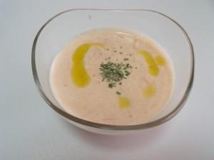 H27.9.27 トマトの冷製スープ 2
