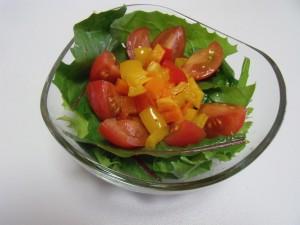 H27.10.27 グリーンサラダ 2