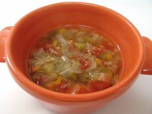 H28.9.10 野菜スープ 1