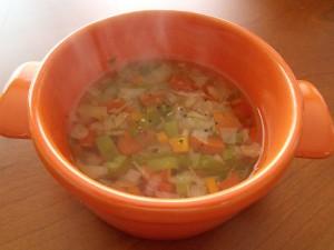 H28.10.18 野菜スープ 1