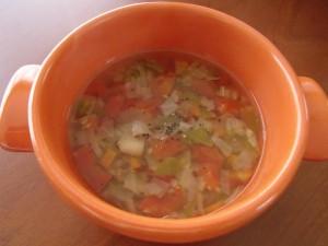 H28.10.22 野菜スープ 1