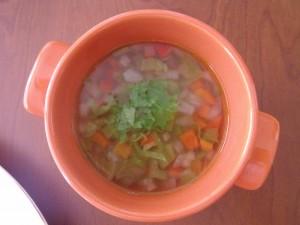 H29.9.30 ソフリットスープ 1