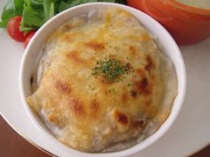 H29.11.11 里芋のチーズグラタン 1