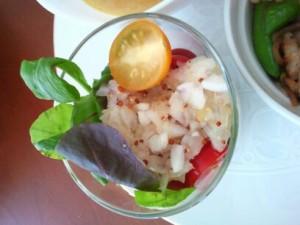 H30.5.19 トマトサラダ 1