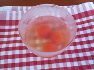 トマトゼリー 1