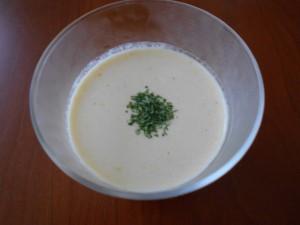 21.9.14 コーンスープ 3